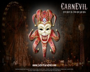 CarnEvil Wallpaper 1280x1024